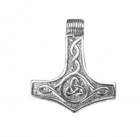 """Pendant """"Thor's Hammer with triquetry"""""""
