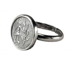 Кольцо «Ангел, сажающий дерево»