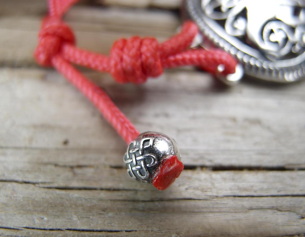 Браслет-шнурок «Суздальский грифон»