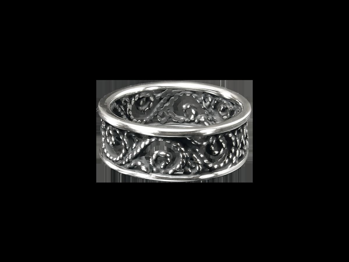 Кольцо прорезное «Руслана»